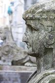 Rigas art nouveau-området 02 — Stockfoto