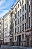 Riga Soviet Architecture 02 — Stock Photo