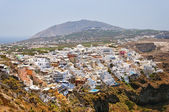 Fira Cityscape — Stock Photo