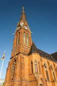 Gustav Adolfs Church — Stock Photo