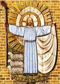 Jesus Christ the Shepherd — Foto de Stock