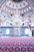 Manavgat Mosque Interior 01 — Stock Photo