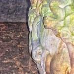 Basilica Cistern Medusa Head 03 — Stock Photo #23480152