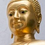 Golden Buddha Statue — Stock Photo #23517707