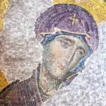 Hagia Sofia mosaic 11 — Stock Photo