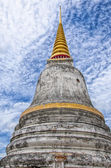 Phetchaburi Temple 12 — Stock Photo
