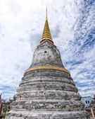 Phetchaburi Temple 14 — Stock Photo