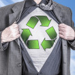 Recycle concept - Foto de Stock