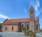 Ystad Monastery 03 — Stock Photo