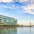 Malmo Riverside — Stock Photo
