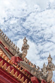 Phetchaburi Temple 27 — Stock Photo