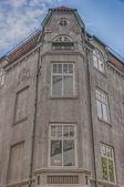 Rohová budova helsingborg 02 — Stock fotografie