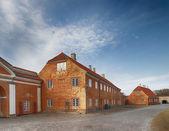 Kronborg Castle Grounds — Stock Photo
