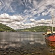 Loch Fyne 01 — Stock Photo