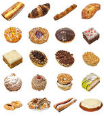 Cake selection — Stock Photo