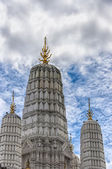 Phetchaburi Temple 29 — Foto Stock