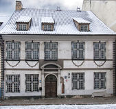 Old House in Riga — Stockfoto