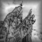 Phetchaburi Temple 41 — Stock Photo