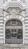Riga Art Nouveau District 03 — Stock Photo
