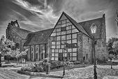 Ystad Manastırı mono — Stok fotoğraf