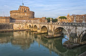 Rome Castel Sant Angelo 01 — Stock Photo
