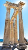 アポロ 20 側神殿 — ストック写真