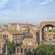 Rome Roman Forum 01 — Stock Photo