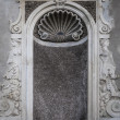 Rome statue Niche — Stock Photo