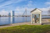 Riga Big Christopher — Stock Photo