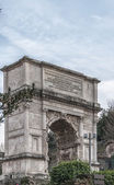 Rome Arch of Titus — Stock Photo