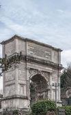 Rome Arch of Titus — Stock Photo
