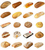 Bakery Mixed selection — Stock Photo