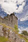 Kilchurn Castle in Scotland — 图库照片