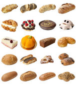 Mixed Bakery Assortment — Stock Photo
