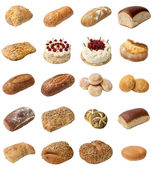 Mixed Bakery Selection — Stock Photo