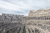 Rome Colosseum Interior 06 — Stock Photo