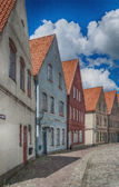Jakriborg Digital Painting — Stock Photo