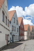 Jakriborg Main Street — Stock Photo