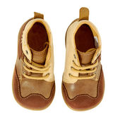 双鞋 — 图库照片