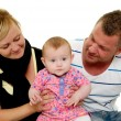 Happy family — Stock Photo #41839307