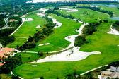 Elevevated vue Golf — Photo