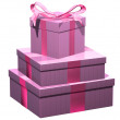 Pink gifts — Stock Photo #2236734