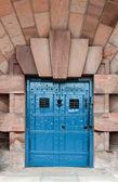 Strong door — Stock Photo