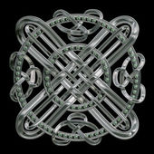 Celtic Knot — Stock Photo