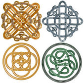 Celtic Knots — Stock Photo
