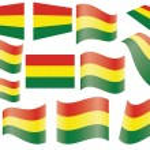Flag of Bolivia — Stock Vector #18367069