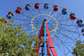 Big wheel — Photo
