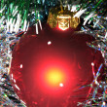 Christmas tree ball — Stock Photo #2227901