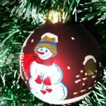 Christmas tree ball — Stock Photo #2228054