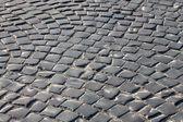 Camino de piedra de adoquín — Foto de Stock
